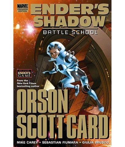 Ender's Shadow: Battle School Hardcover