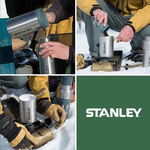Набор туристический Stanley Mountain (1 литр), стальной