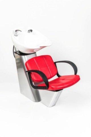 Парикмахерская мойка Байкал с креслом Стандарт