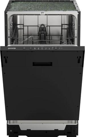 Встраиваемая посудомоечная машина шириной 45 см Gorenje GV52040