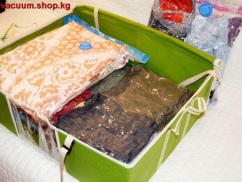 Короб для хранения одежды 65*50*22 см