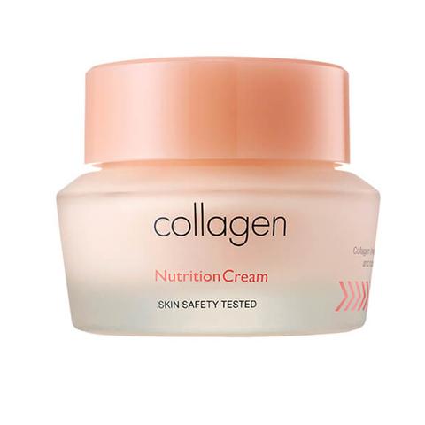 Питательный крем для лица It's Skin Collagen Nutrition Cream с коллагеном и гиалуроновой кислотой 50 мл
