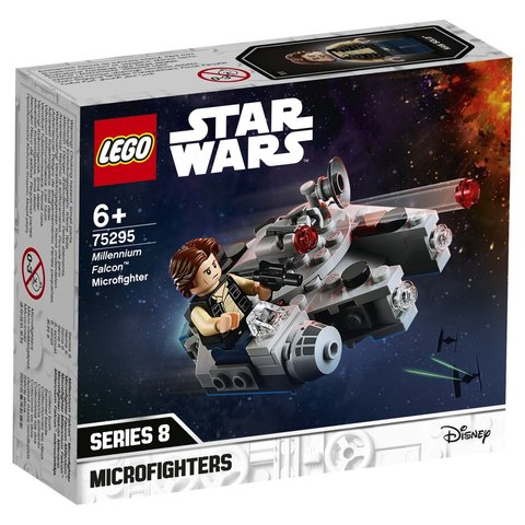 Lego konstruktor Star Wars Millennium Falcon# Microfighter