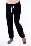 Спортивные брюки для беременных 09077 черный
