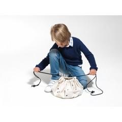 Коврик для игрушек + мешок (2 в 1) Play&Go Mini МОЛНИЯ - 3