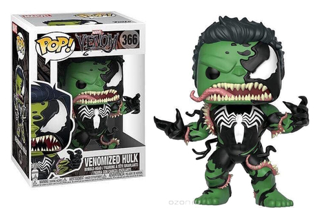 Фигурка Funko POP! Bobble: Marvel: Venom: Venom/Hulk 32690