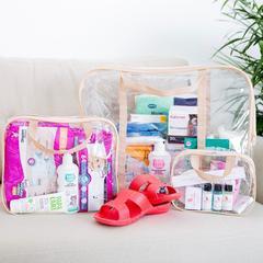 Готовая сумка в роддом для мамы и малыша КОМФОРТ фото 1
