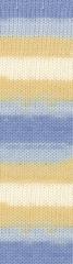 6925 ((Белый,желтый,голубой,незабудка)