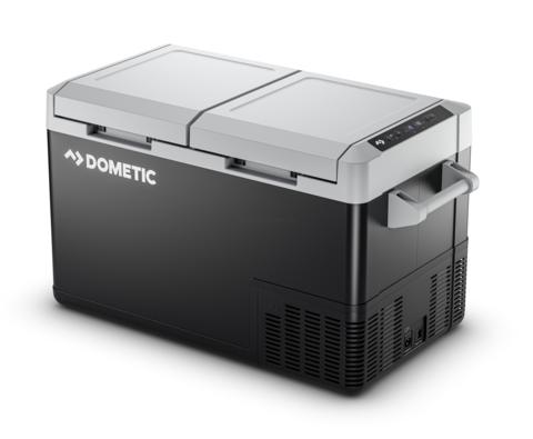 Компрессорный автохолодильник Dometic CFF 70DZ  (Двухкамерный, 12V/24V/220V, 70л)