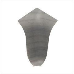 Угол внутренний для плинтуса ПВХ T-Plast Сосна серая