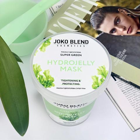 Маска гідрогелева Super Green Joko Blend 200 г (2)