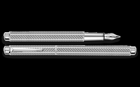 Carandache Ecridor - Cubrik PC, перьевая ручка, F