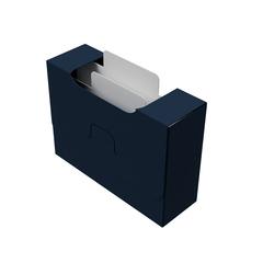 Органайзер для карт Uniq Card-File Standard - 30 mm (синий)