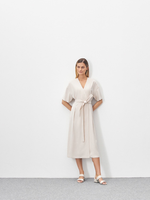 Платье-кимоно Rina