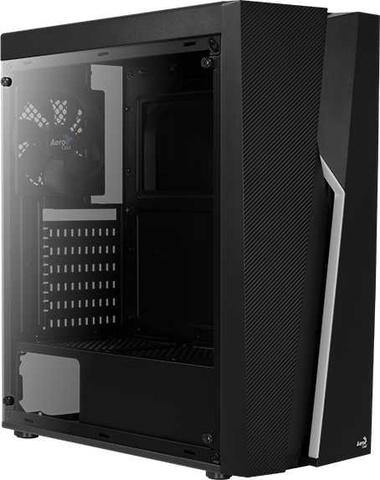 Корпус Aerocool Bolt A-BK-v1 черный без БП ATX 1x120mm 2xUSB2.0 1xUSB3.0 audio bott PSU