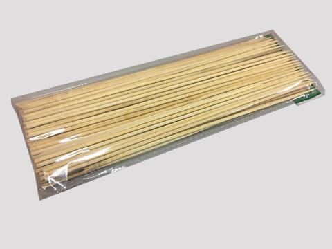 Деревянные палочки-шпажки, 15 см (100шт)