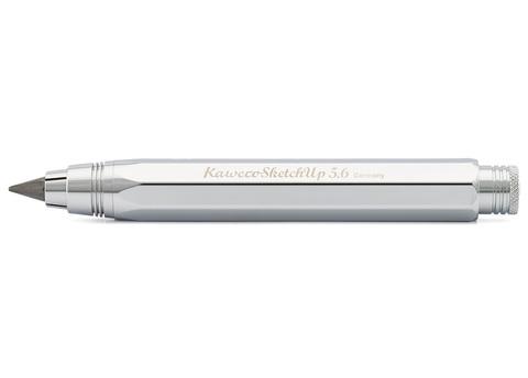 Карандаш цанговый SKETCH UP 5.6мм цвет корпуса серебряный глянцевый