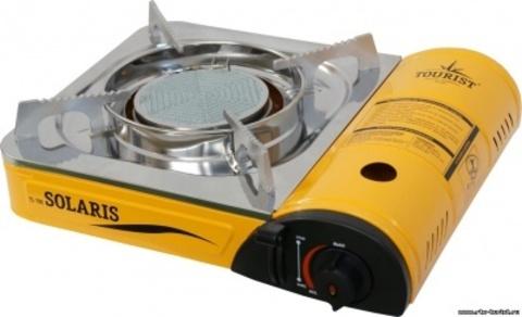 Газовая плита керамическая SOLARIS (с кейсом), TS-700