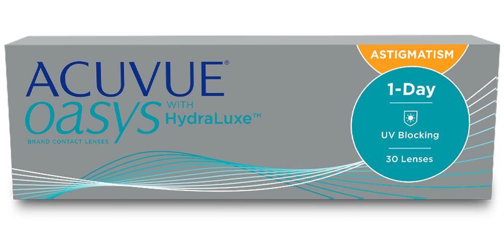 1-Day Acuvue Oasys for Astigmatism (30)