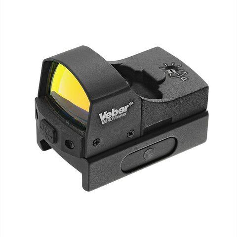 Коллиматорный прицел Veber Black Fox 123 RD Weaver