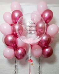 Воздушные шары на День Рождения Москва