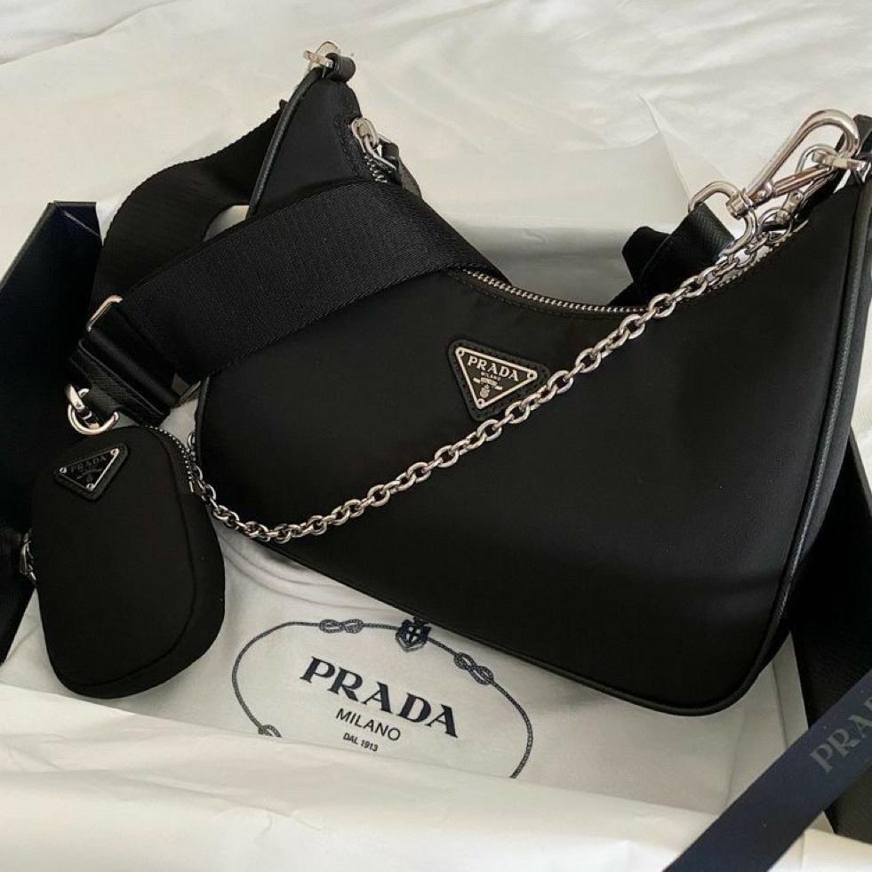Prada re-edition 2005 black