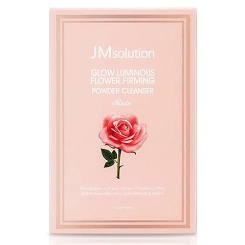 JMsolution Маска с экстрактом дамасской розы - Glow luminous flower firming mask, 30мл