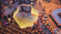 Minecraft Dungeons (Xbox One/Series S/X, цифровой ключ, русская версия)