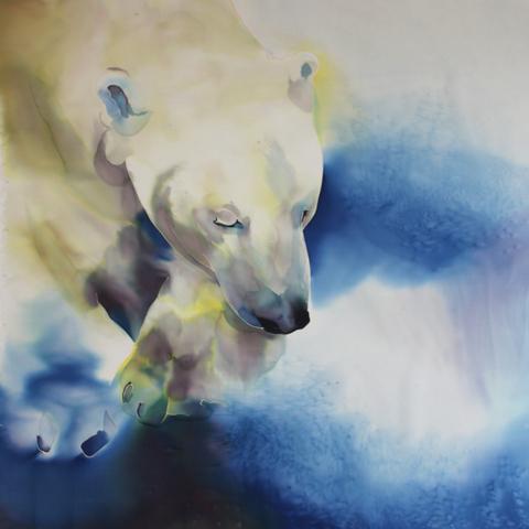 Платок Медведица