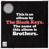 The Black Keys / Brothers (10th Anniversary Edition)(9x7' Vinyl Single)