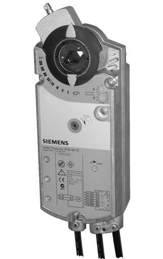 Siemens GCA126.1E/09H