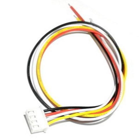 4-проводный кабель с разъемом PH2.0-4P (30 см)