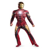 Костюм Железного Человека Марк 6 для мальчика