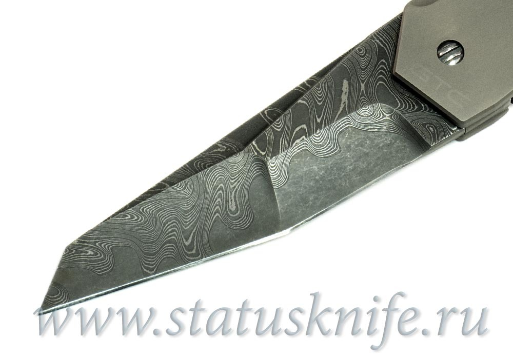 Нож GTC Gustavo Cecchini «Airborne» - фотография