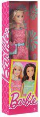 """Кукла Барби """"Модница"""" с кольцом (розовое платье)"""