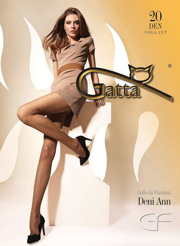 Колготки Gatta Deni Ann 03