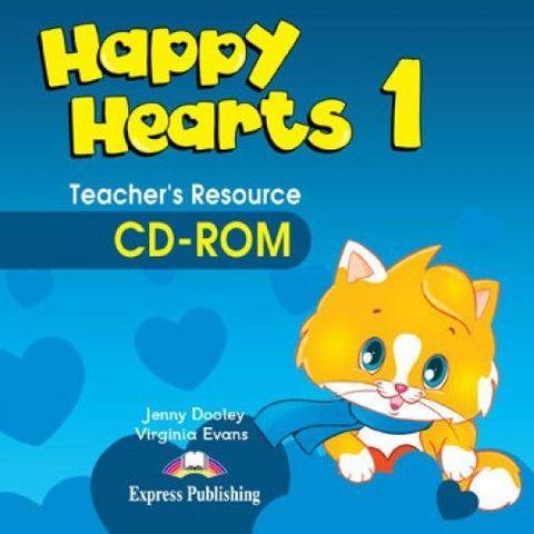 Happy Hearts 1. Teacher's resource CD-ROM. CD-ROM для учителя