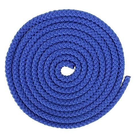 Скакалка гимнастическая 3м синяя  AB251