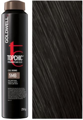 Goldwell Topchic 5MB темный матово-коричневый TC 250ml