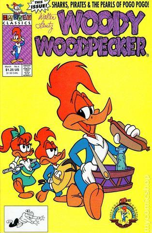 Woody Woodpecker #4 (1991)