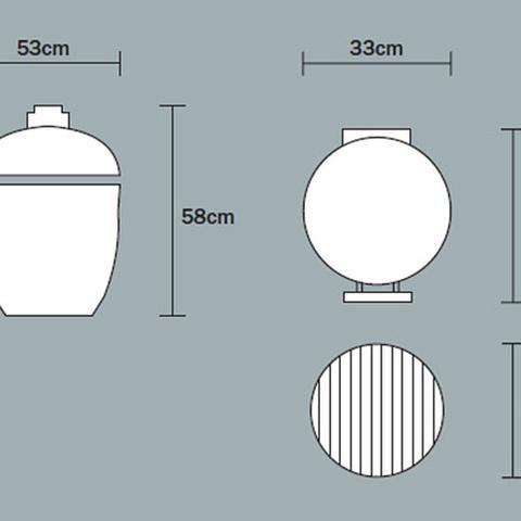 Керамический гриль Monolith Junior Pro-Series 2.0 Black (без ножек)