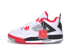 Air Jordan 4 Retro GS 'Fire Red'