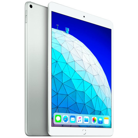 Планшет Apple iPad Air (2019) 256Gb Wi-Fi + Cellular  (Silver)