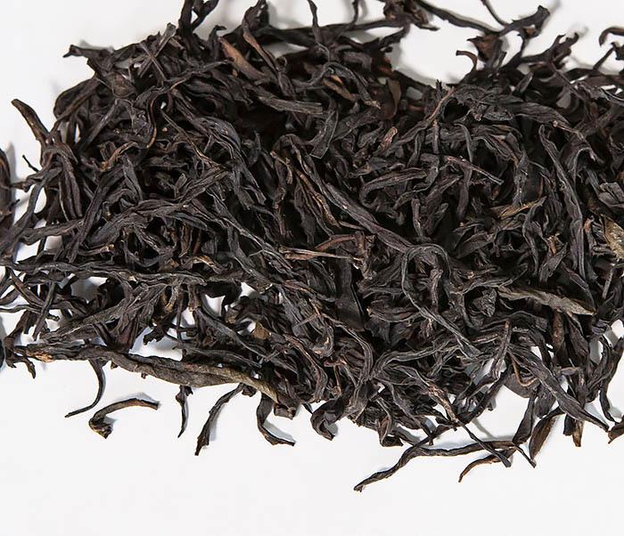 TEA-CH112 Темный улун «Одинокие Кусты с Горы Феникса» (Фэн Хуан Дань Цун, сильная обжарка, 10 гр)