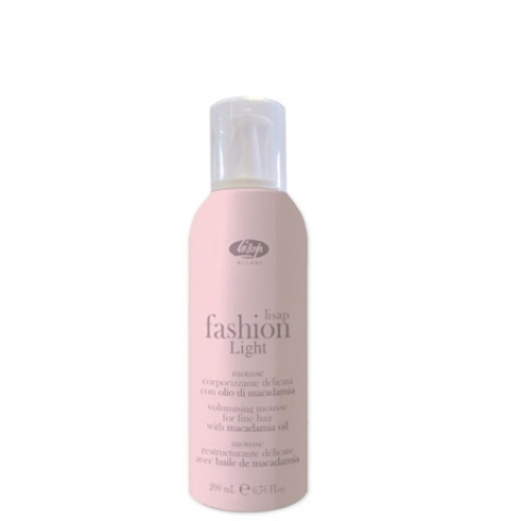 [Fashion Light] Mousse - Мусс для придания объема и блеска волосам