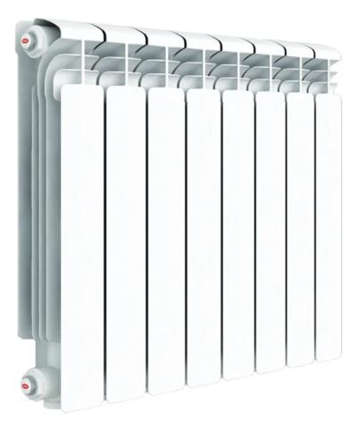 Rifar Alum 500, 4 секции - радиатор алюминиевый