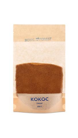 Сахар Кокосовый, 200 гр. (ТрансКэроб)
