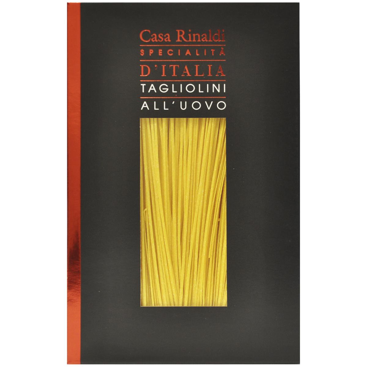 Паста Casa Rinaldi яичная Тальолини лапша 250г