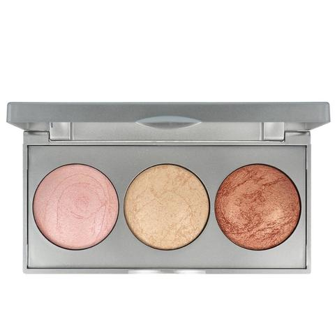 Golden Rose STROBING HIGHLIGHTER PALETTE