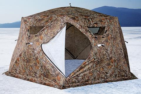 Палатка HIGASHI Camo Yurta